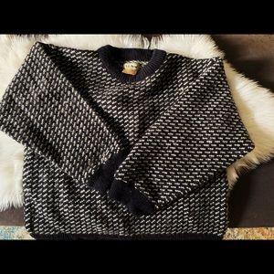 Vintage Men's LL Bean Sweater